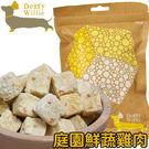 【培菓平價寵物網】Doggy Willie 輕寵食《庭園鮮蔬雞肉》CUBE零食-70g