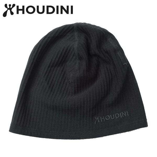 瑞典【Houdini】Wooler Top Hat 純黑/純黑