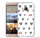 ✿ 3C膜露露 ✿【愛心蝴蝶結*硬殼】HTC ONE ME手機殼 手機套 保護套 保護殼