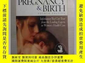 二手書博民逛書店英文原版罕見Your Pregnancy and Birth 大