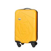 行李箱 登機箱 20吋 ABS材質 巴黎風情系列【Mon Bagage】
