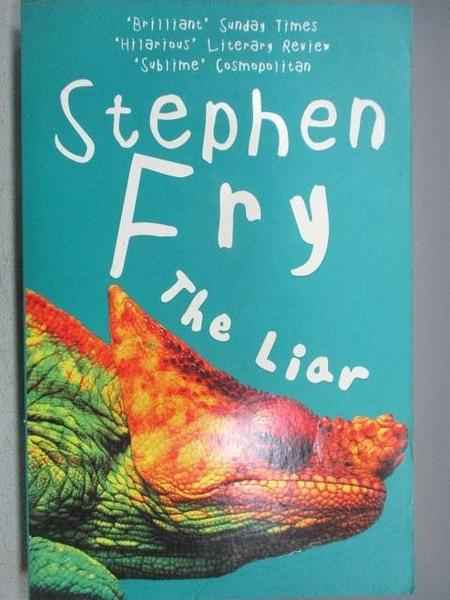 【書寶二手書T9/原文小說_MLX】The Liar_Stephen Fry