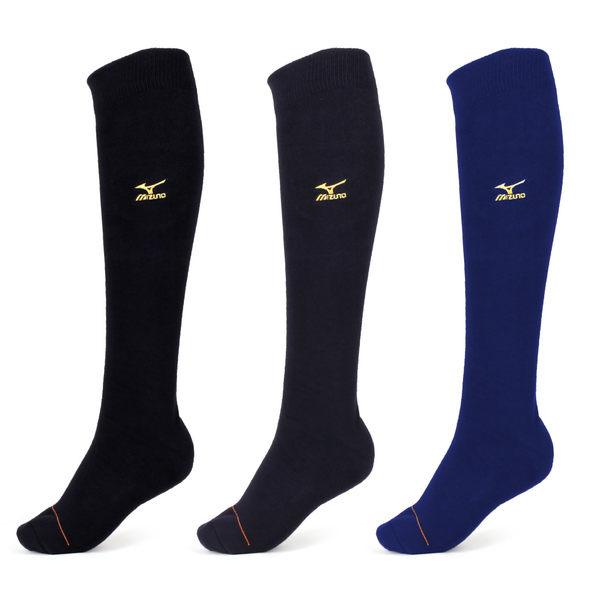 MIZUNO 男襪 (長統襪 襪子 長襪 棒球 壘球 免運 ≡排汗專家≡