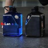 伊人 運動水壺 3000mL 大號 運動水壺 大容量 水杯 戶外水瓶