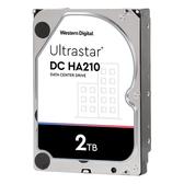 Western Digital Ultrastar DC HA210 2TB 3.5吋企業級硬碟(HUS722T2TALA604/1W10002)