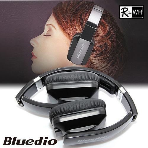 Bluedio 高傳真HI-FI 耳罩式耳機 耳麥 R2-WH 視聽