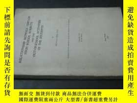 二手書博民逛書店RELATIONSHIP罕見BETWEEN CERTAIN HI