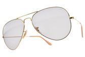 RayBan 太陽眼鏡 RB3025 9064V8 (金-灰紫鏡片) 潮流飛官款 # 金橘眼鏡