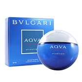 BVLGARI 寶格麗 勁藍水能量男性淡香水 50ml