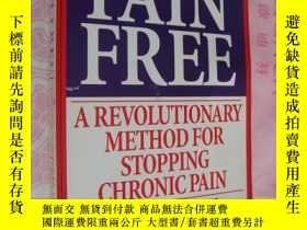 二手書博民逛書店PAIN罕見FREE:A revolutionary Motho