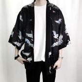 男原宿bf風外套寬鬆和風開衫防曬衣 BF2065『寶貝兒童裝』