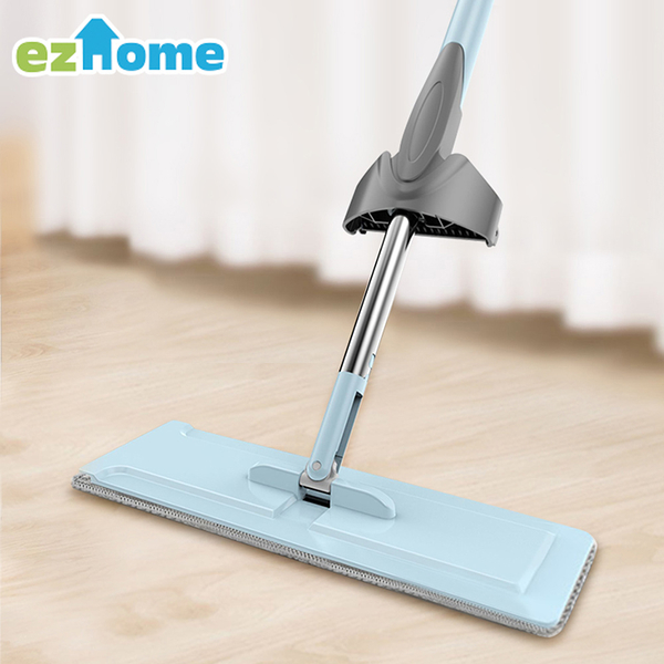 【EZ HOME】免洗手刮刮樂平板拖把