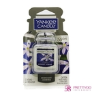 YANKEE CANDLE Car Jar ULT車用/室內 芳香劑吊飾-夜半茉莉Midnight Jasmine【美麗購】