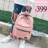 後背包-粗曠雙色後背包-6198- J II