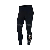 Nike 長褲 NSW 7/8 Leggings 黑 彩 女款 緊身褲 內搭 健身 運動休閒 【ACS】 CU5343-010