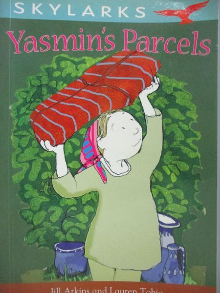 【書寶二手書T3/少年童書_MRP】Yasmin s Parcels (Skylarks)_Jill Atkins
