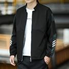 棒球外套 外套男士春秋季棒球服韓版潮流痞帥牛仔工裝飛行夾克bf百搭上衣服 雙十一