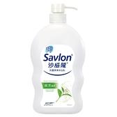 沙威隆抗菌潔淨沐浴乳-綠茶精萃1000ML