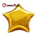 【大倫氣球】18吋金色 五角星鋁箔氣球 ...