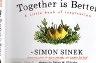 二手書R2YB《Together is Better》2016-SINEK-97