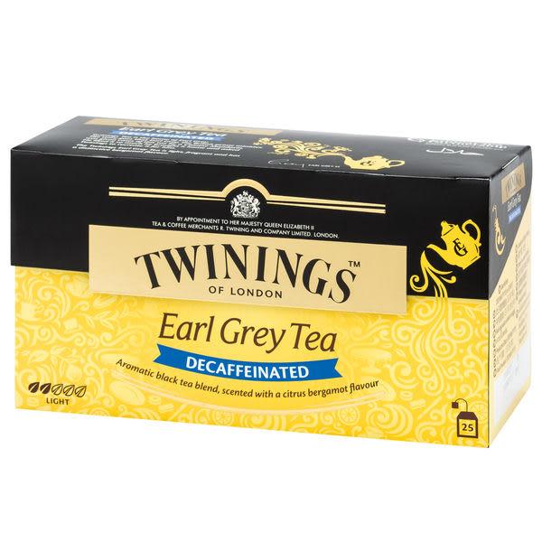 唐寧茶【Twinings】皇家伯爵低咖啡因茶(2gx25入茶包)