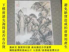 二手書博民逛書店香港佳士得2012年5月28日春拍罕見中國古代書畫Y25204