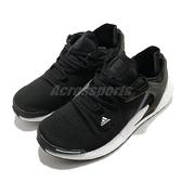 adidas 慢跑鞋 Alphatorsion Boost W 黑 白 女鞋 舒適緩震 運動鞋【ACS】 EG9669