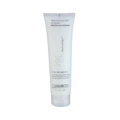 Giovanni Eco Chic Hair Care 天然乳木果絲柔極致修護霜 ( 乾燥及受損髮質 )150ml ~
