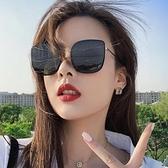 2021新款潮流墨鏡女夏偏光近視太陽眼鏡開車專用防紫外線大框顯瘦 一米陽光