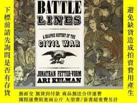 二手書博民逛書店Battle罕見sY364682 Jonathan Fetter-vorm Hill And Wang 出版