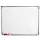 一般 磁性白板 加厚 磁性白板 45cm x 60cm/一個入(定399) 正面白板背面象棋板 MIT製-上 A00152B