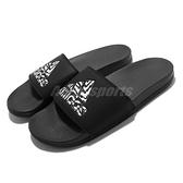 adidas 拖鞋 Adilette Comfort 黑 白 運動拖鞋 男女鞋 愛迪達 【ACS】 GZ2916
