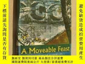 二手書博民逛書店A罕見Moveable Feast:sketches of the author s life in Paris
