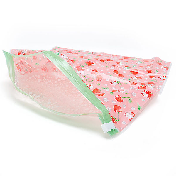 【震撼精品百貨】Hello Kitty 凱蒂貓~HELLO KITTY旅行衣類壓縮袋-櫻桃