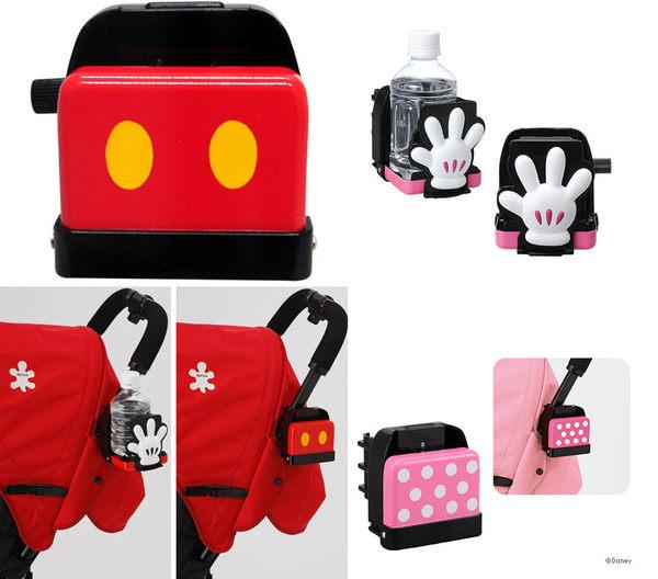 迪士尼TOMY米奇米妮飲料架手推車用奶瓶331513通販屋