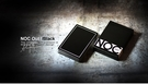 【USPCC 撲克】S103049153 BLACK NOC Out Deck