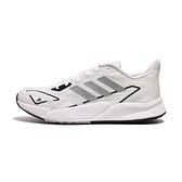 Adidas X9000L2 女 白 避震 輕量 透氣 反光 慢跑鞋 FX8386