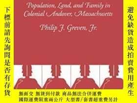 二手書博民逛書店Four罕見GenerationsY307751 Philip Greven Cornell Universi