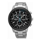 SEIKO CS線條時尚計時腕錶 / 8T68-00A0K/ SSB217P1