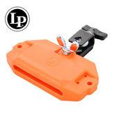 【小叮噹的店】美國LP 品牌 LP-1204 塑膠木魚 橘色 台製
