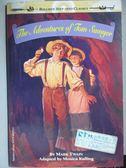 【書寶二手書T3/原文小說_KCO】The Adventures of Tom Sawyer_Mark Twain