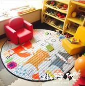 遊戲地墊-折疊布質收納地墊兒童爬爬墊寶寶爬行墊客廳環保游戲毯