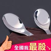 湯匙 不鏽鋼 頂級 304 環保餐具 爵士勺 餐具 甜品 咖啡  304不鏽鋼湯匙(小)【P391】米菈生活館