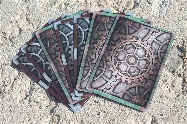 【USPCC 撲克】Bicycle RUSTY tinker playing cards made by USPCC 生鏽銲鍋匠撲克