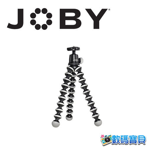 JOBY GorillaPod SLR-Zoom 金剛爪 單眼腳架 GP3 *此商品不含單眼相機雲台* 台閔公司貨 JB1不含雲台 JB32