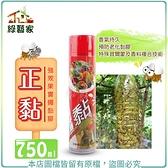 【綠藝家】正黏強效果實蠅黏膠750ML(補蠅黏膠.果蠅黏膠)