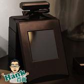 ★Hank  ★香水瓶收納盒飾品盒化妝鏡首飾收納盒小物收納【C0171 】