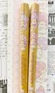 【震撼精品百貨】Little Twin Stars KiKi&LaLa_雙子星小天使~三麗鷗雙子星日本竹筷/筷子(21CM)-星星#57282
