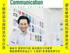 二手書博民逛書店Written罕見Communication: Illustrated Course Guides (with C