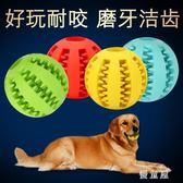 狗狗玩具橡膠球大狗耐咬玩具狗咬球泰迪金毛玩具磨牙玩具寵物玩具 QG5669『優童屋』